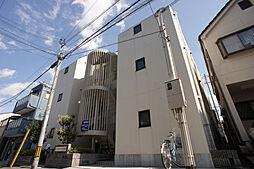 兵庫県神戸市兵庫区大同町4丁目の賃貸マンションの外観