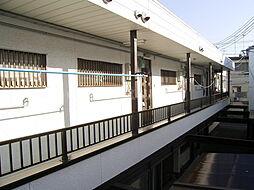 マンション松原[2階]の外観