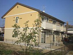 クレール・ヴィラージュII[2階]の外観
