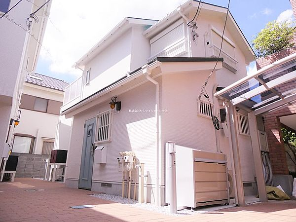 NEW青い鳥2 1階の賃貸【東京都 / 立川市】