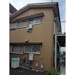 静岡県浜松市東区天龍川町の賃貸アパートの外観