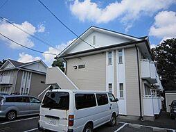 東京都小金井市関野町1丁目の賃貸アパートの外観