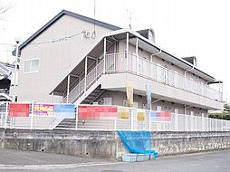 東川サンコーポ[205号室]の外観