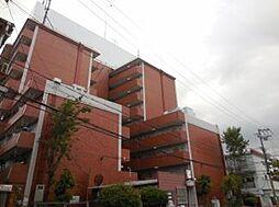 桜川マンション[4階]の外観