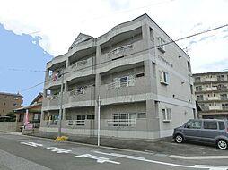 愛知県稲沢市高御堂2の賃貸マンションの外観