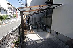 岡本ハイツ[2階]の外観