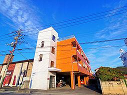 埼玉県新座市堀ノ内1丁目の賃貸マンションの外観