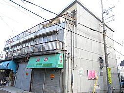 大阪府寝屋川市長栄寺町の賃貸マンションの外観