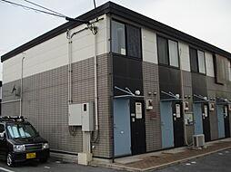 兵庫県明石市大久保町西脇の賃貸アパートの外観