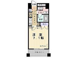 プレミール町田[8階]の間取り
