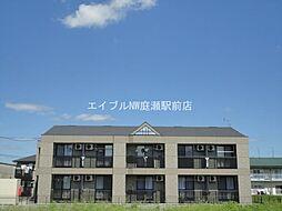 岡山県総社市溝口の賃貸マンションの外観
