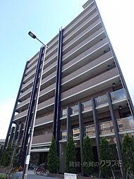 クレアートクラウン天王寺[8階]の外観