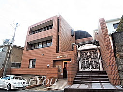兵庫県神戸市灘区箕岡通4丁目の賃貸マンションの外観