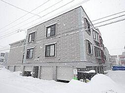 LEEVillage北28条[3階]の外観