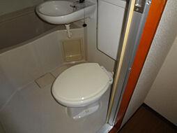 倉本ハイツのトイレ