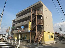 アドライフコーポ[4階]の外観