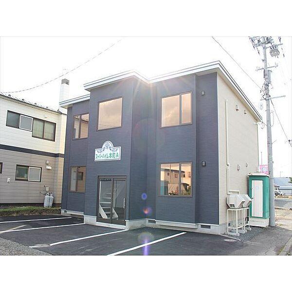 スーパーハイム本町A 2階の賃貸【北海道 / 北見市】