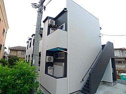 松戸新田LUKY HOUSE[1階]の外観