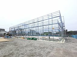 京成本線 京成成田駅 バス22分 富里中学校下車 徒歩13分の賃貸アパート