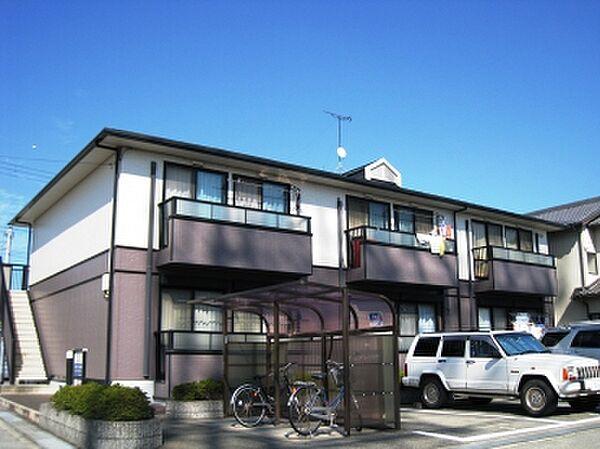 ヴァンヴェール 2階の賃貸【兵庫県 / 高砂市】