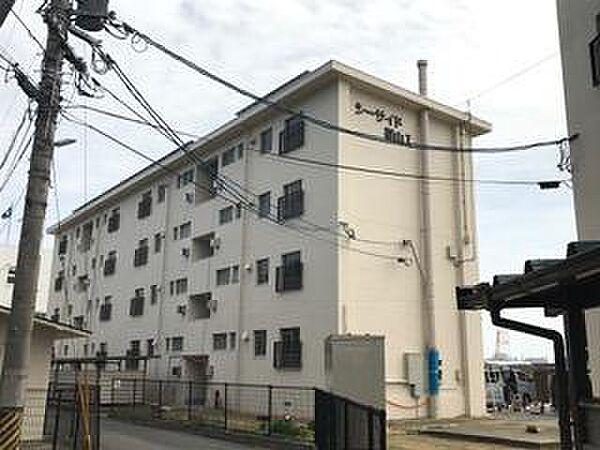 シーサイド福山 I 4階の賃貸【広島県 / 福山市】