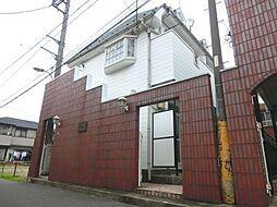 埼玉県さいたま市桜区田島4丁目の賃貸アパートの外観
