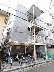 大阪府摂津市庄屋1丁目の賃貸アパートの外観