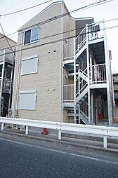 神奈川県横浜市磯子区滝頭3丁目の賃貸アパートの外観