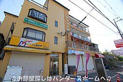 大阪府枚方市堂山1丁目の賃貸マンションの外観