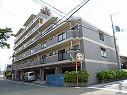 大阪府枚方市堤町の賃貸マンションの外観