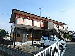 ブルックハイツA棟[103号室]の外観