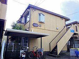 サニーフラッツB棟[2階]の外観