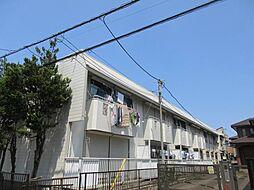 コーポ・サンライズ[1階]の外観