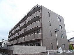愛知県北名古屋市西之保青野の賃貸マンションの外観