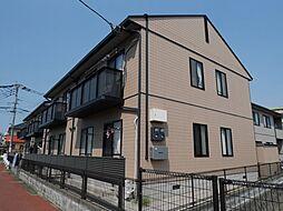 福岡県福岡市博多区板付2丁目の賃貸アパートの外観
