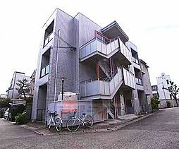京都府向日市寺戸町飛龍の賃貸マンションの外観