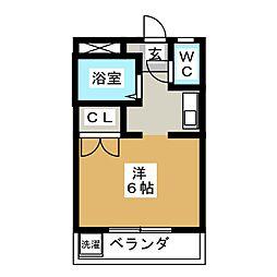 SEAN[2階]の間取り