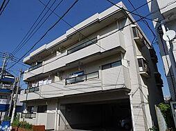 ハイツ赤坂II[3階]の外観