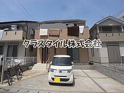 [一戸建] 神奈川県海老名市河原口5丁目 の賃貸【/】の外観