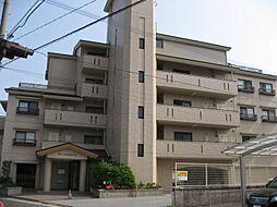 クイーンビラGOTO[3階]の外観