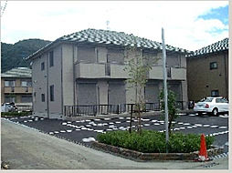 シャーメゾンM[1階]の外観