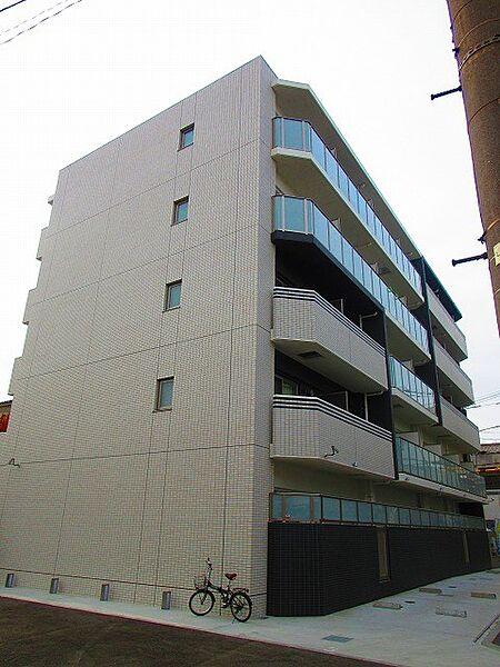 コンフォート弁天[2階]の外観