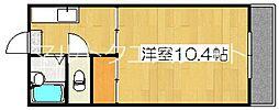 MIIスターマンション[5階]の間取り