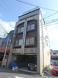 京都府京都市東山区鞘町通五条下る4丁目正面町の賃貸マンションの外観