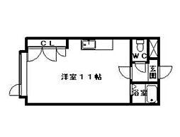 北34条駅 3.5万円