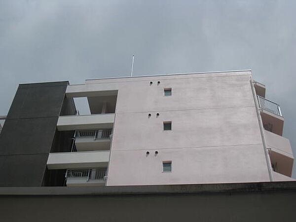 レジデンスさくら[602号室]の外観