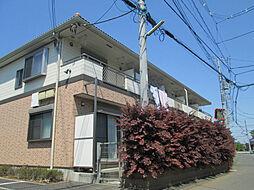 [テラスハウス] 埼玉県所沢市大字上安松 の賃貸【/】の外観