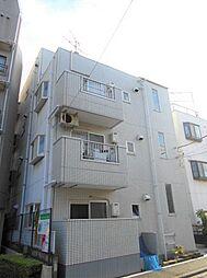マンションビビット[1階]の外観