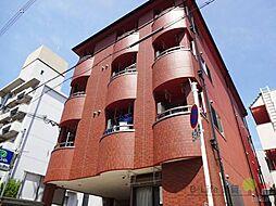 大阪府大阪市住吉区我孫子1丁目の賃貸マンションの外観