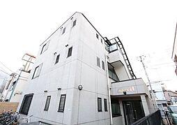 東京都国分寺市本多の賃貸マンションの外観